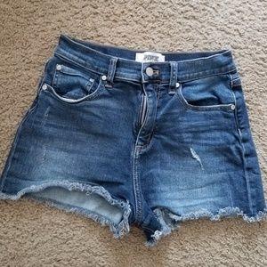 ❌SOLD vs PINK Jean shorts